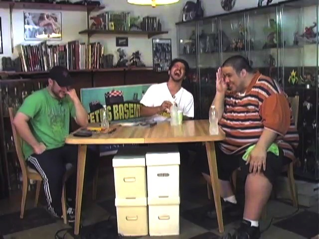 Pete's Basement Season 5, Episode 29 - 7.24.12
