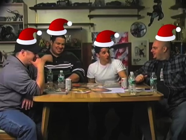 12 Days of Christmas.....in Pete's Basement