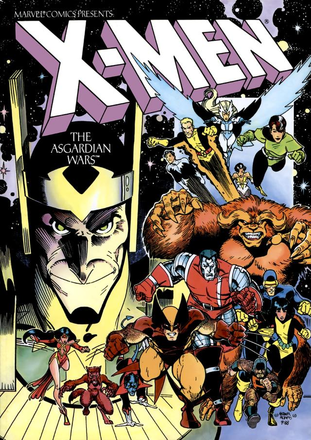 X-Men The Asgardian Wars