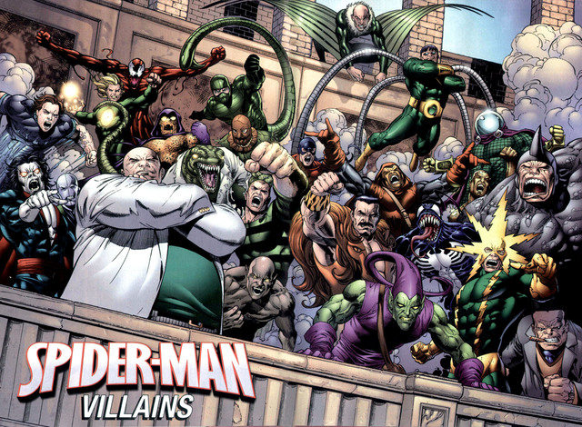 Spider-Man Rogues