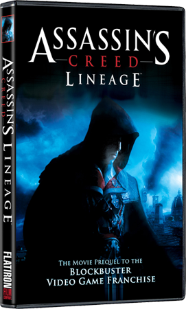 Assassin S Creed Lineage Now On Dvd And Blu Ray Pete S Basement