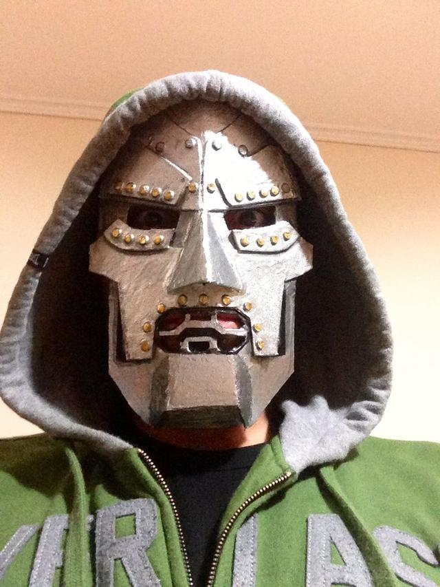 DIY Dr. Doom