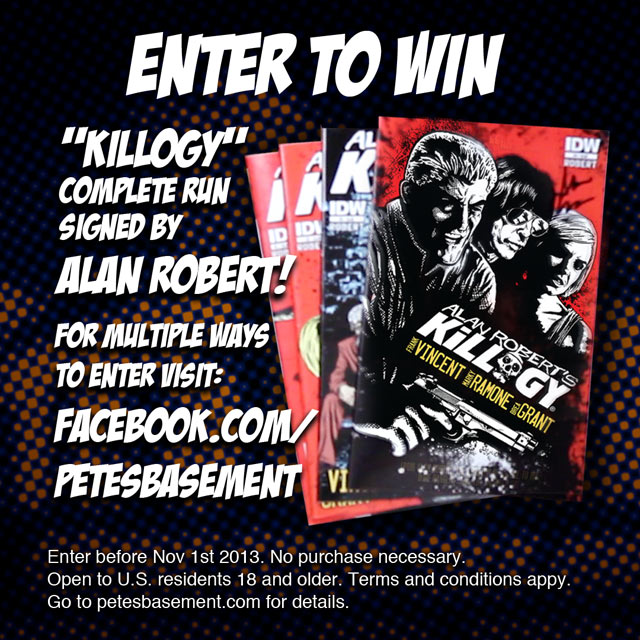 Killogy Contest