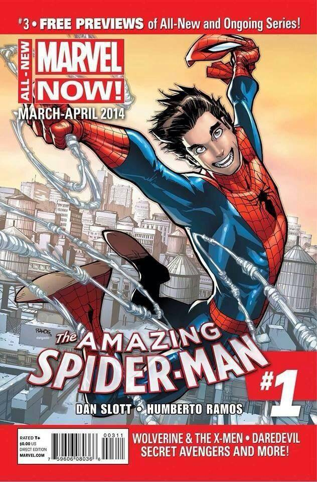 Amazing Spider-Man Marvel Now #1
