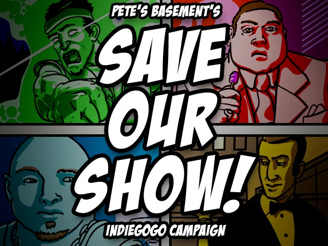 S.O.S. Save our show!