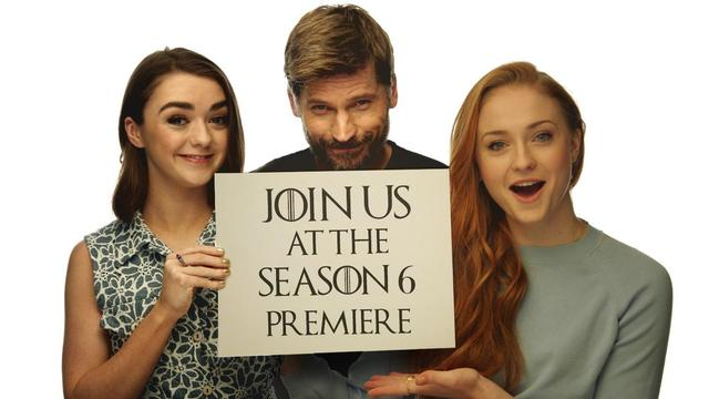 Join the cast at the Season 6 Premiere