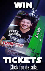 Enter to win NY Comic Con tickets
