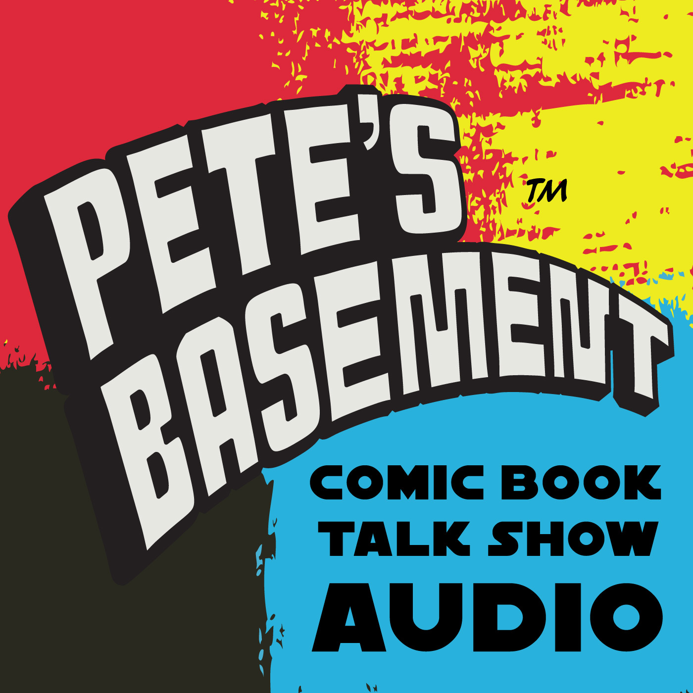 Pete's Basement Comic Book Audio Show